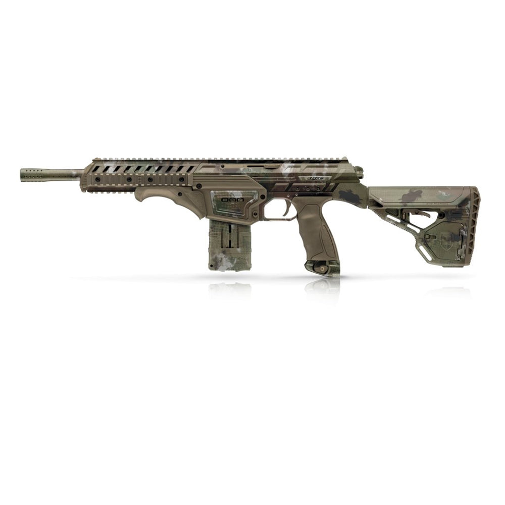 Dye DAM Assault Matrix Paintball Gun-Dye Cam
