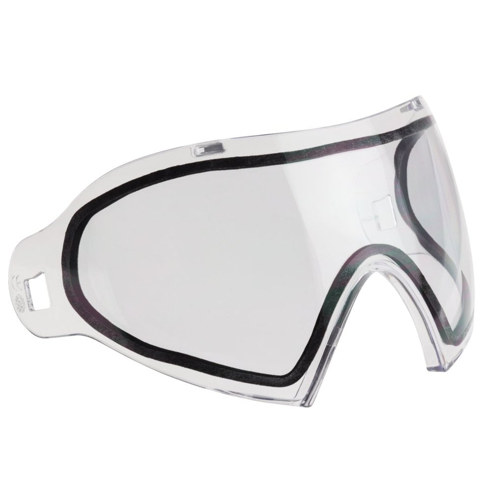 Dye i4/i5 Thermal Paintball Lens-Clear