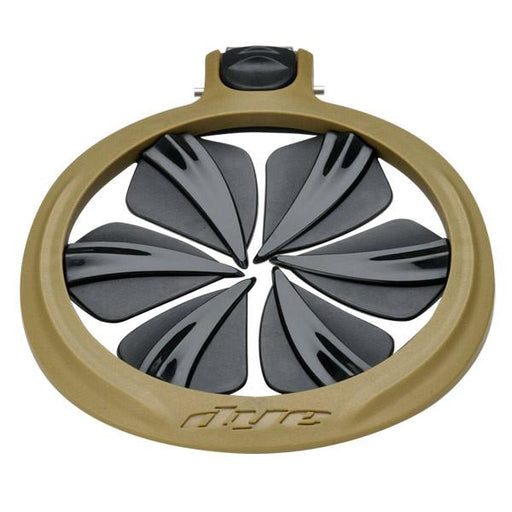 Dye R2 Rotor Quick Feed-Black/Gold