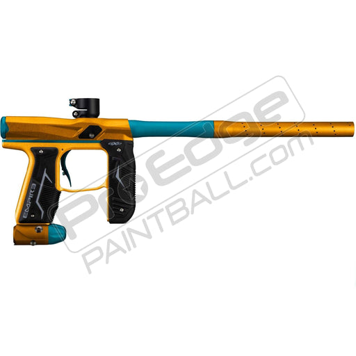 EMPIRE AXE 2.0 PAINTBALL GUN - DUST ORANGE/AQUA