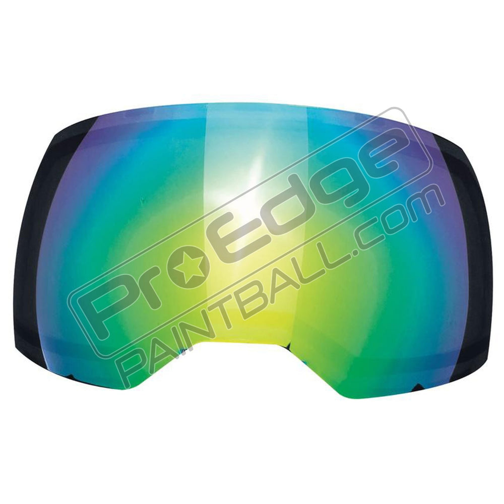 Empire EVS Mask Thermal Lens- MIRROR - GREEN MIRROR