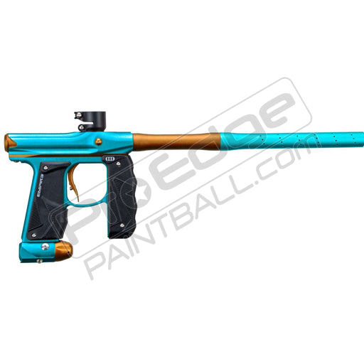Empire Mini GS Paintball Marker 2 piece Barrel - Dust Aqua/Orange