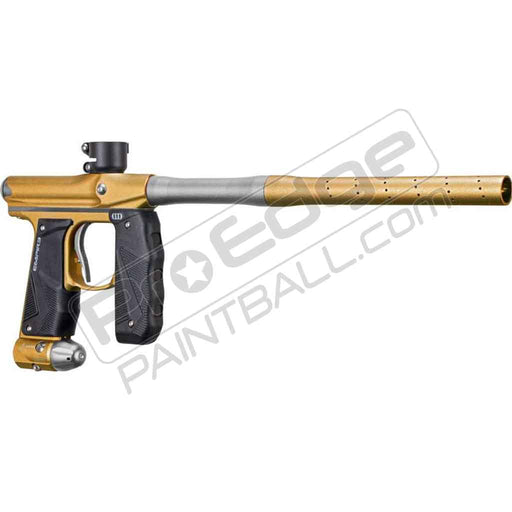 Empire Mini GS Paintball Marker 2 piece Barrel - Dust Gold/Silver
