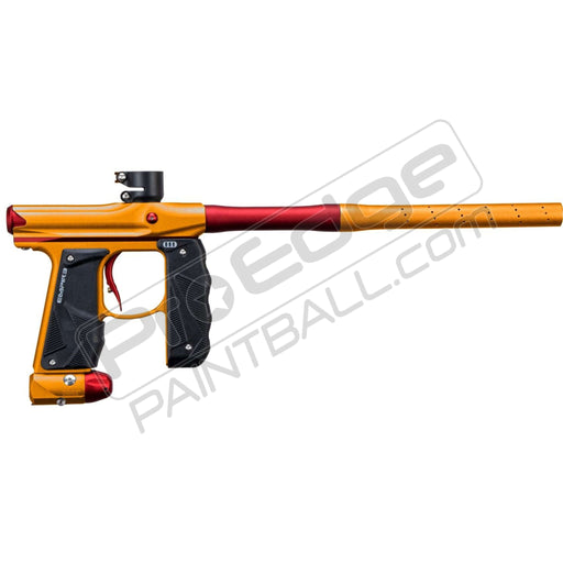 Empire Mini GS Paintball Marker 2 piece Barrel - Dust Orange/Red