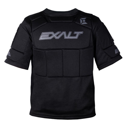 Exalt Alpha Paintball Chest Protector-Black