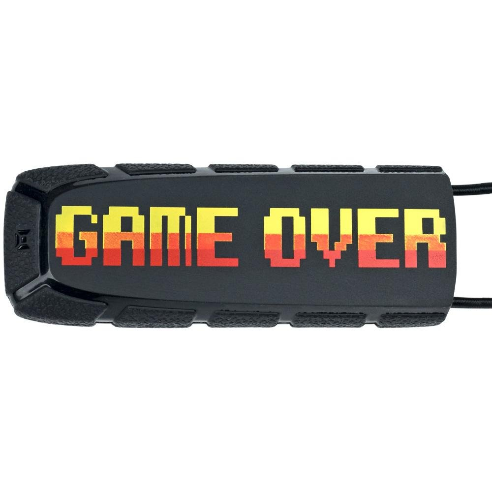 Exalt Bayonet Barrel Cover - Game Over