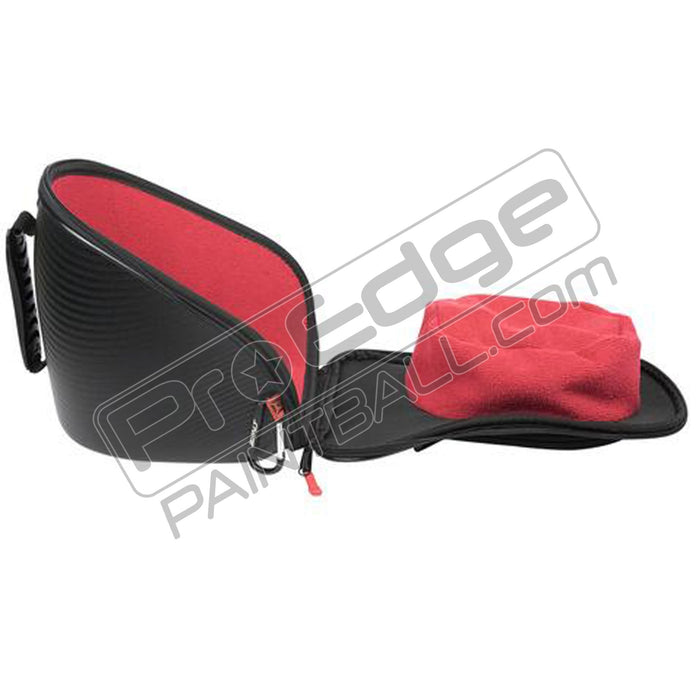 Exalt Goggle Case V3 - Red/Carbon - Colab Exclusive