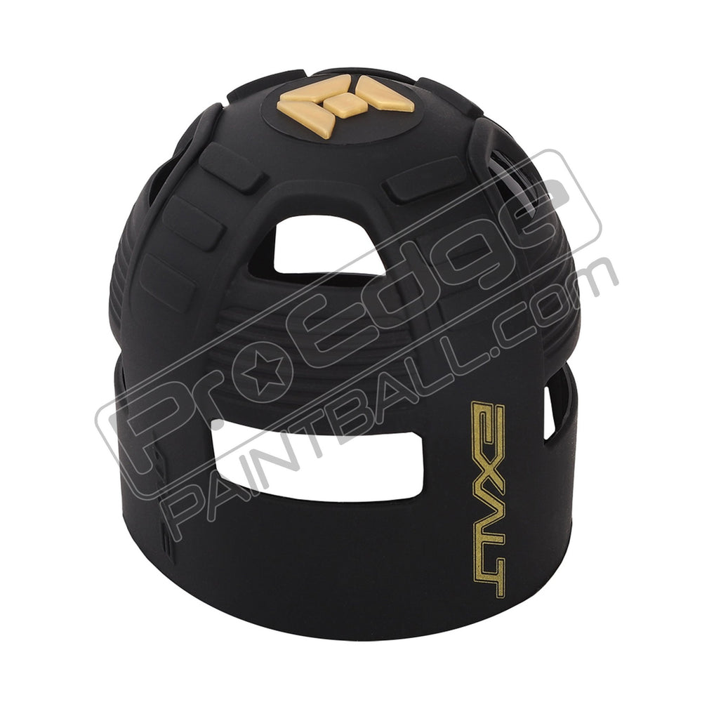 Exalt Tank Grip - Black Gold