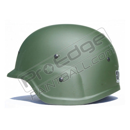 GEN X GLOBAL TACTICAL HELMET - OLIVE