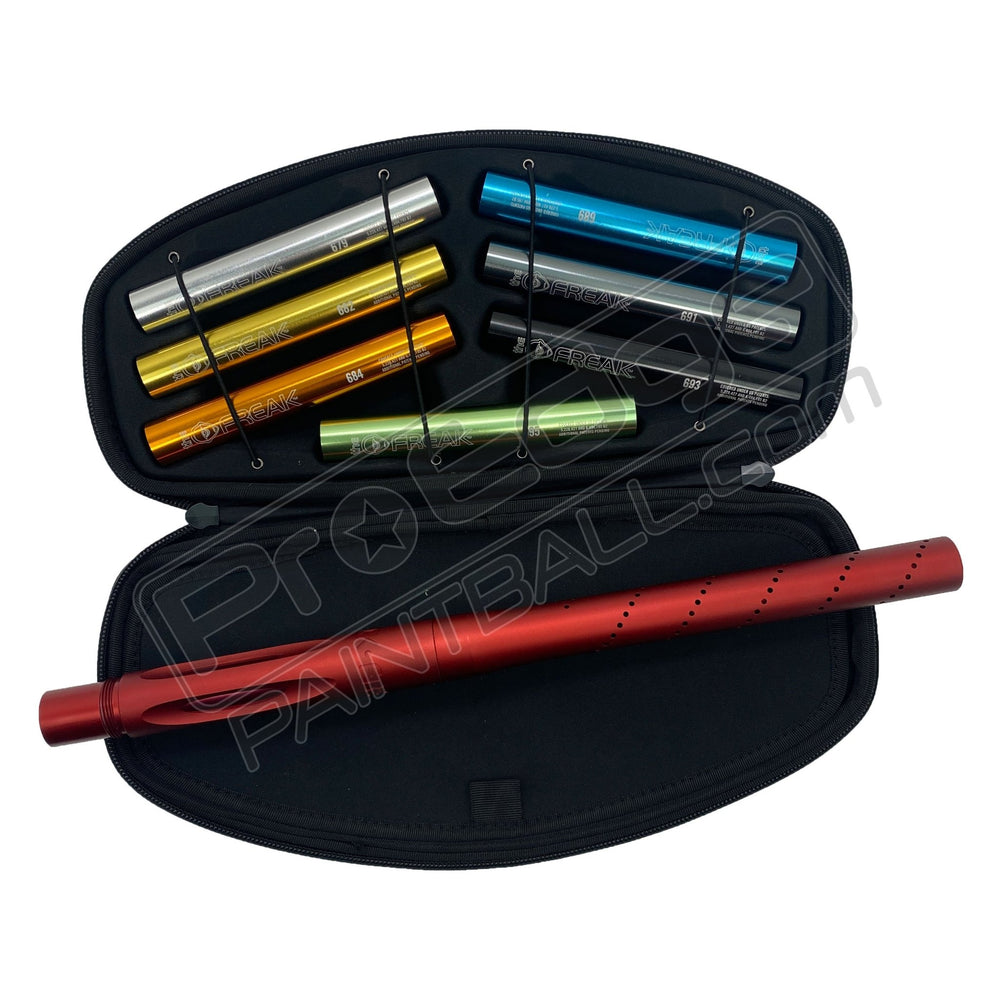 GOG Freak Barrel Complete Kit - Autococker - Dust Red