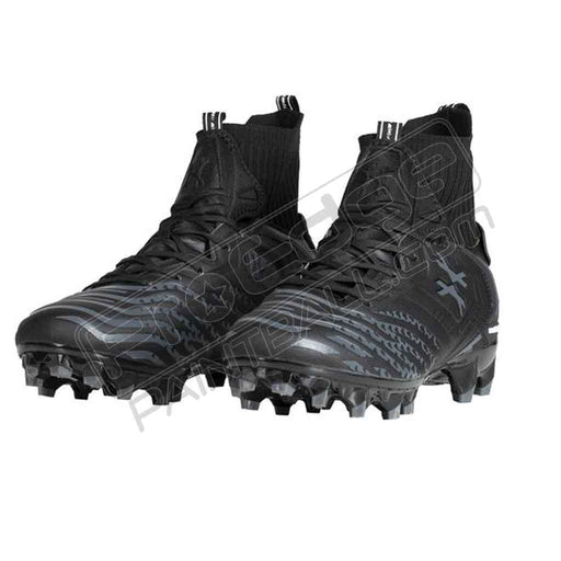 HK ARMY CLEATS LOW TOP - BLACK/GREY