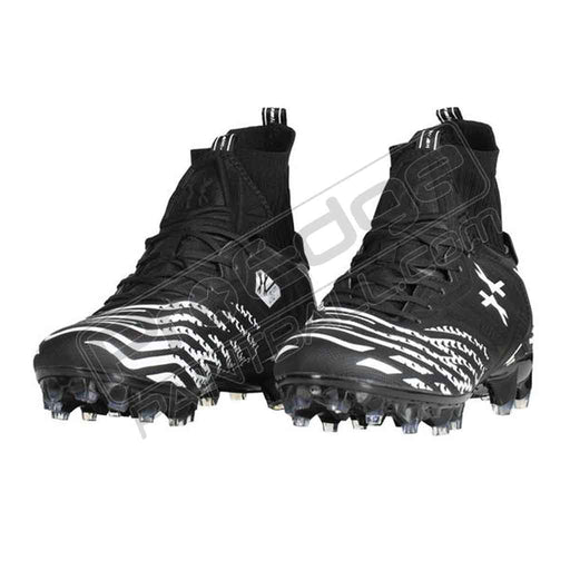 HK ARMY CLEATS LOW TOP - BLACK/WHITE