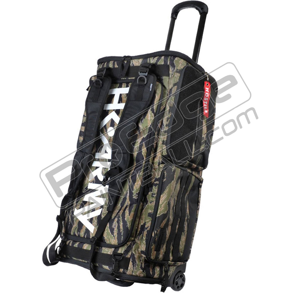 HK ARMY EXPAND ROLLING GEAR BAG - TIGER WOODLAND