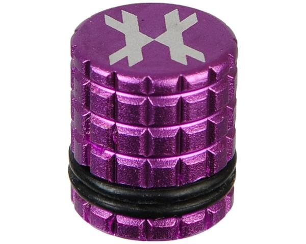 HK Army Paintball Tank Fill Nipple Cover-Purple