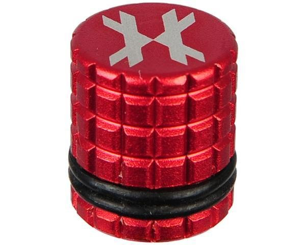 HK Army Paintball Tank Fill Nipple Cover-Red