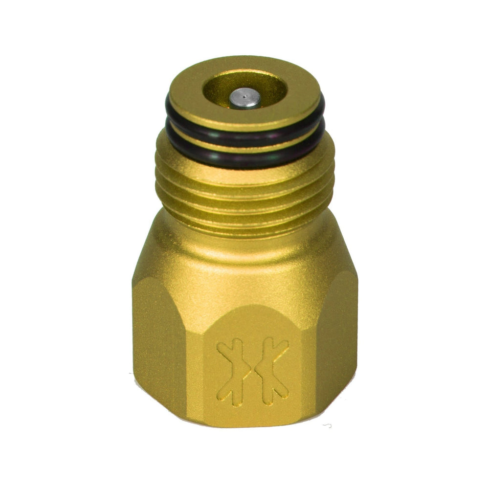 HK Army Paintball Tank Regulator Extender-Gold