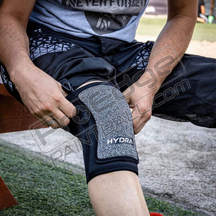 HYDRA KNEE PADS - GREY/BLACK