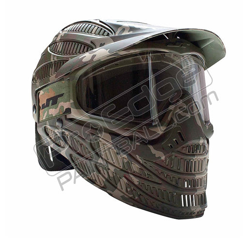 JT Flex 8 Full Head Shield- Camo