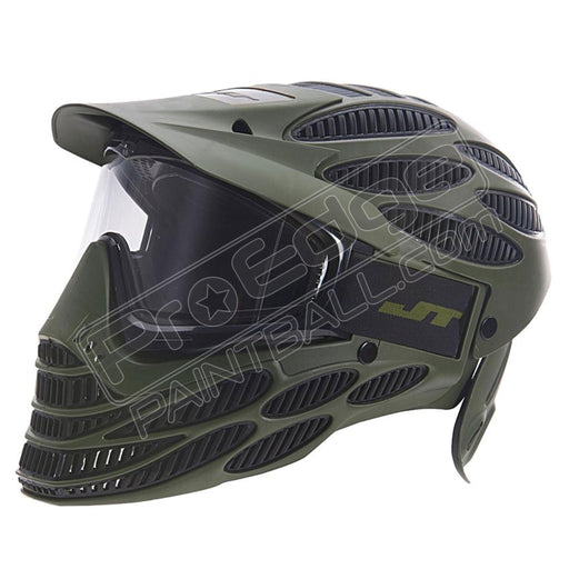 JT Flex 8 Full Head Shield- Olive