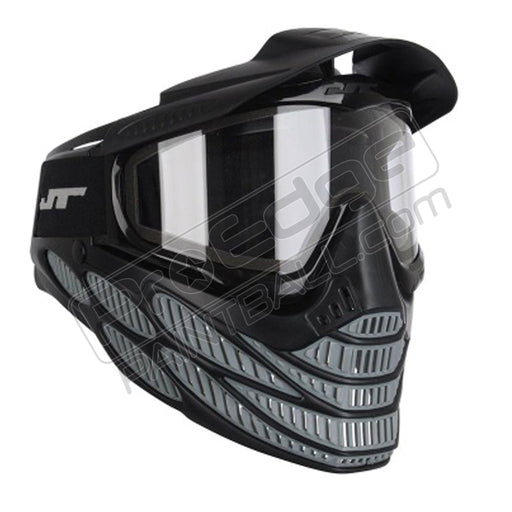JT FLEX 8 PAINTBALL MASK - GREY