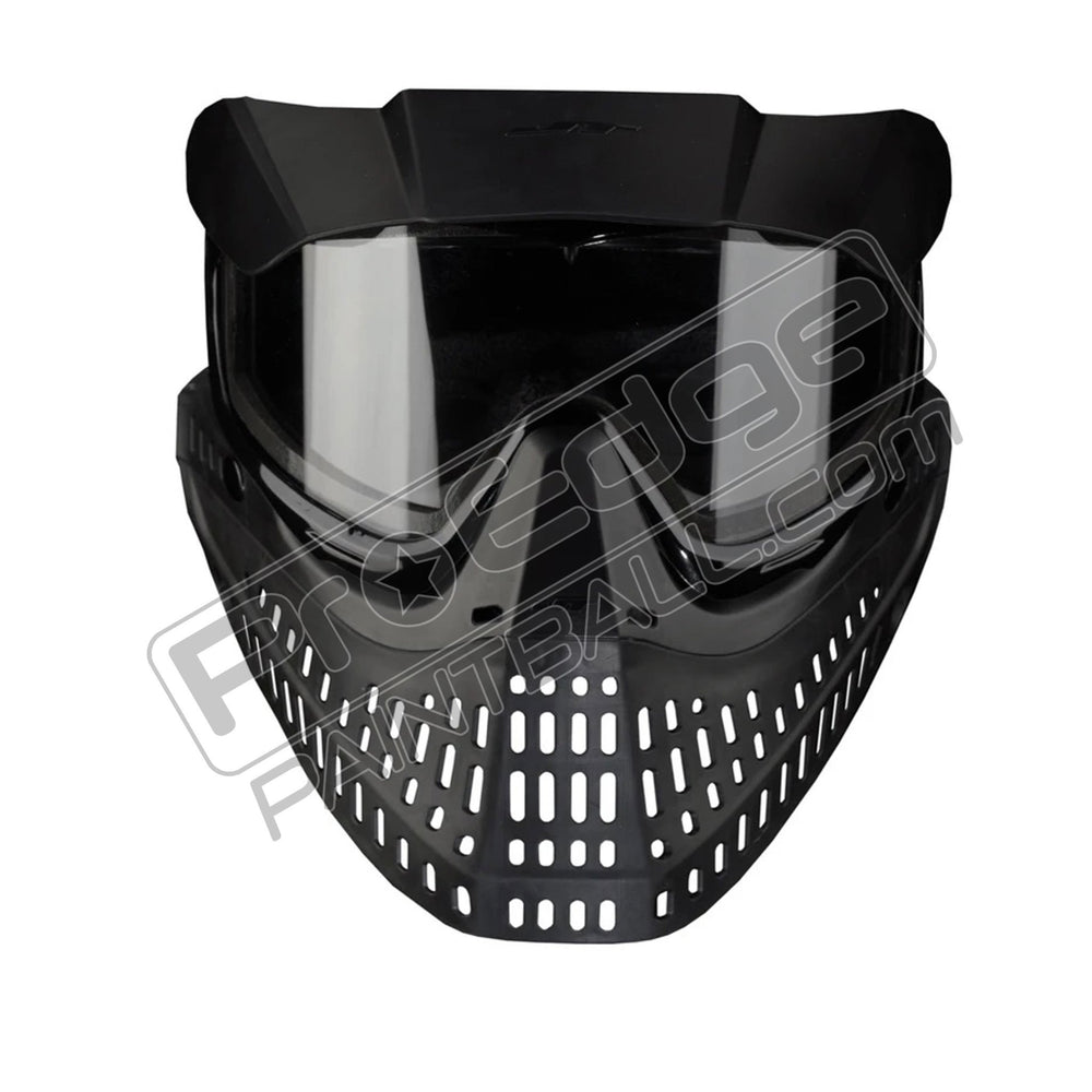 JT PROFLEX THERMAL PAINTBALL MASK - BLACK/BLACK