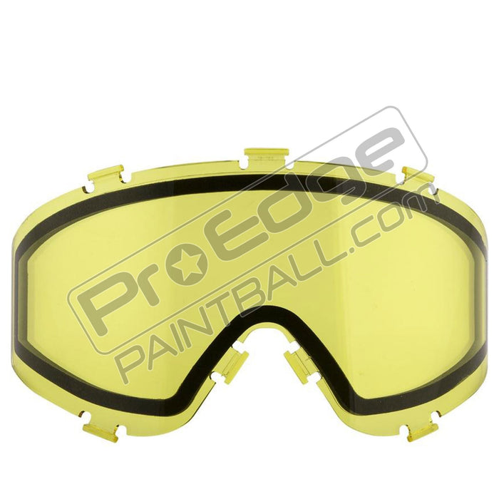 JT Spectra & Flex Mask Thermal Lens - Yellow