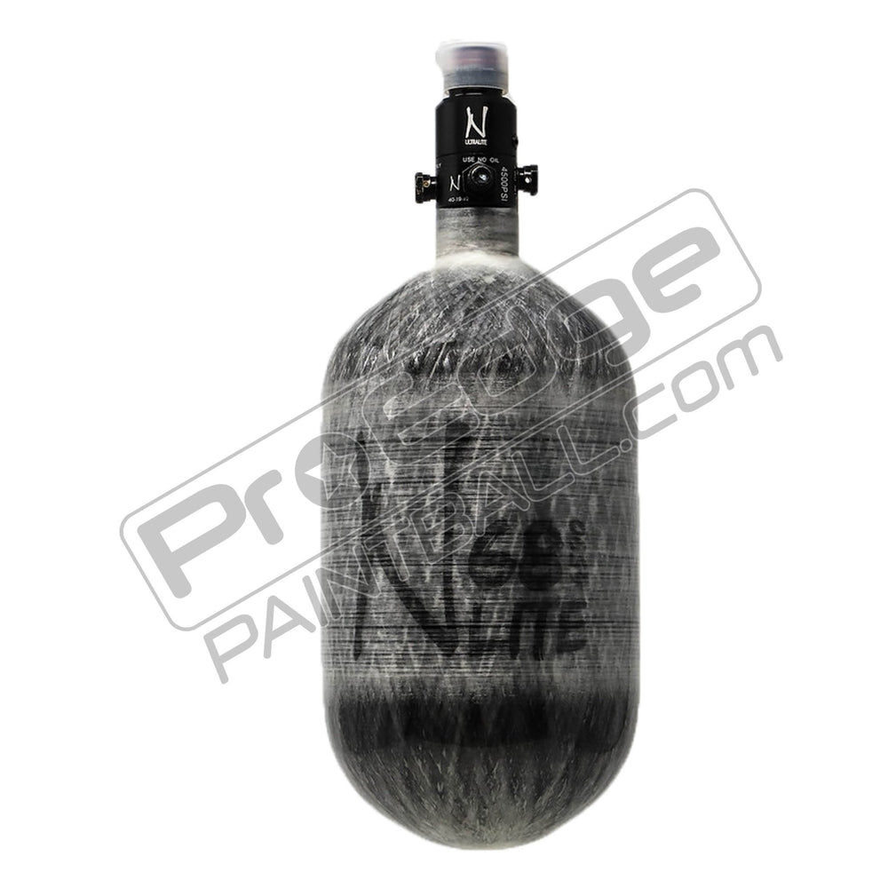 Ninja Lite Carbon Fiber Tank With Standard Regulator-68/4500-Grey Ghost