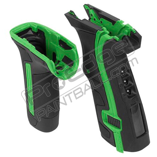 Planet Eclipse Geo CS2/1.5/1 Rubber Grip Kit - Lime