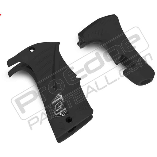 PLANET ECLIPSE LV1 - LV 1.6 COLORED GRIP KITS - BLACK