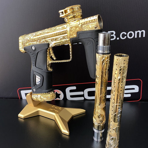 Planet Eclipse M170 24K Gold Plated - Hand Engraved