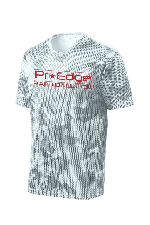 Pro Edge Logo // White Camo Dri-Fit