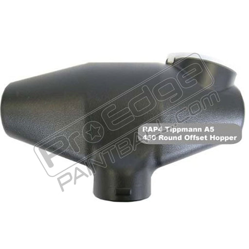 Rap 4 - 400 Round Offset Hopper for Tippmann