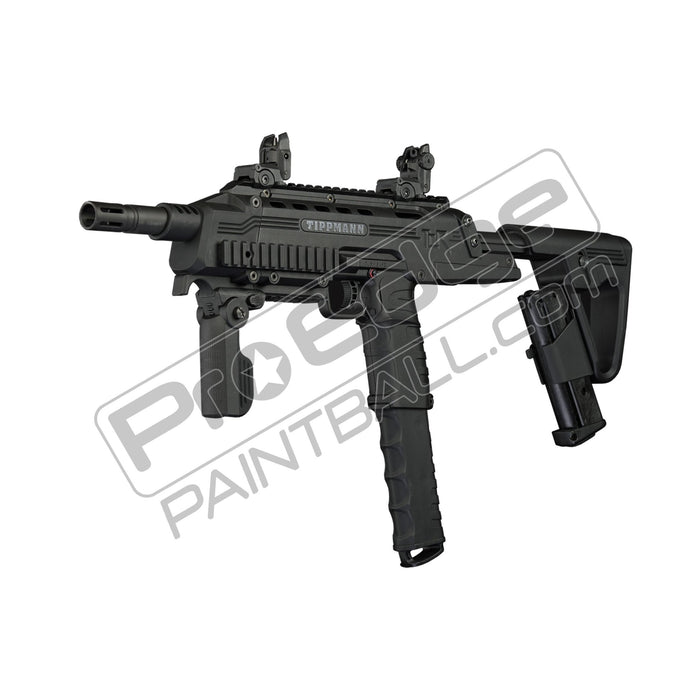 Tippmann Tactical Compact Rifle (TCR) Paintball Gun - Black