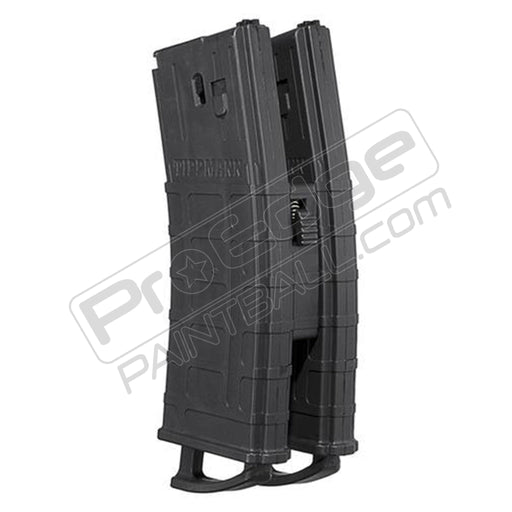 TIPPMANN TMC .68 CALIBER 20 ROUND MAGAZINE - 2 PACK W/ COUPLER - BLACK