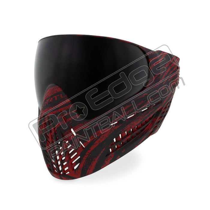Virtue VIO Ascend Thermal Paintball Goggle - Graphic Red