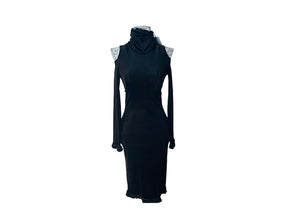 Faith Connexion - Cold Shoulder Dress
