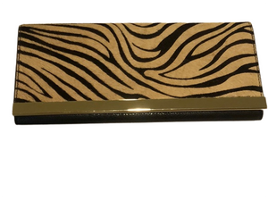 Banana Republic - Animal Print Clutch