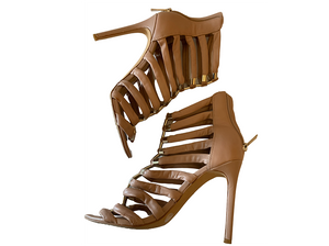 Vince Camuto - Leather Gladiator Shoe
