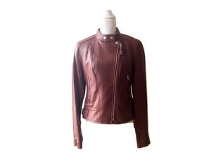 Derek Lam 10 Crosby - Leather Jacket