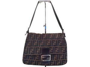 Fendi Zucca - Shoulder Bag