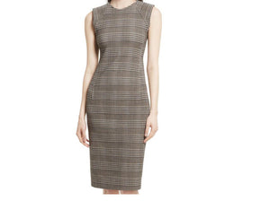Theory Hadfield B - Power Sheath Dress
