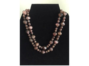 Vintage Beaded - Ombre Necklace