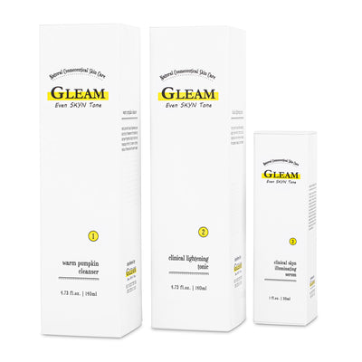 Gleam Clinical Lightening Tonic