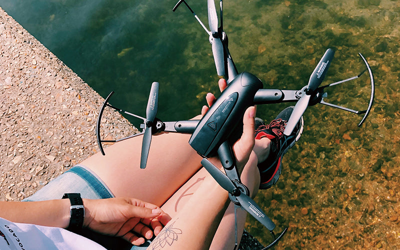 How GPS Makes Your Drone Flying Experience More Fun