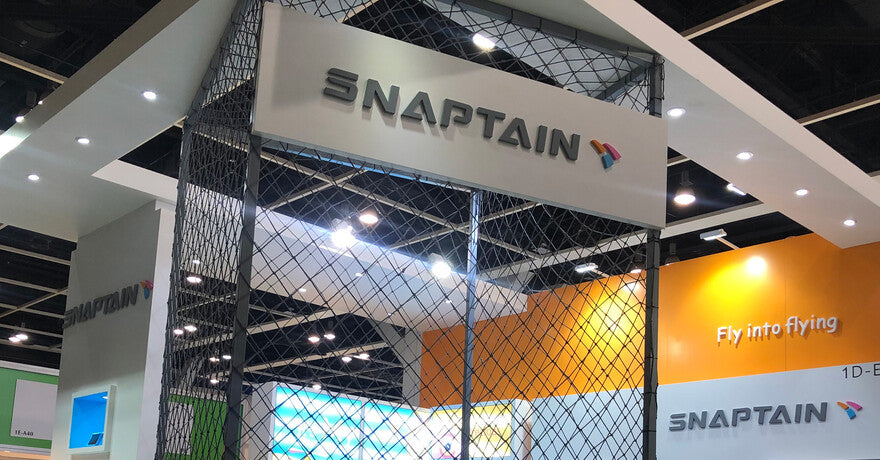 Snaptain Made Its Debut at 2020 HKTDC Hong Kong Toys & Games Fair