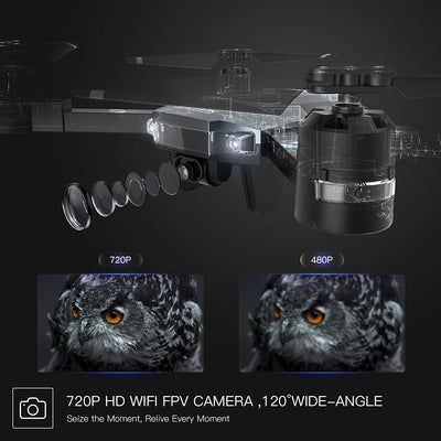 Snaptain A15H 720 HD Camera beginner drone
