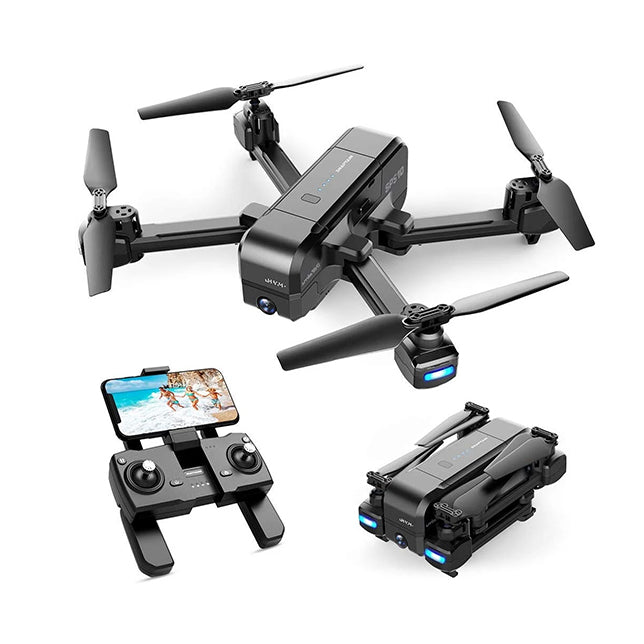 SNAPTAIN SP510 2.7K Camera Foldable GPS FPV Beginner Drone