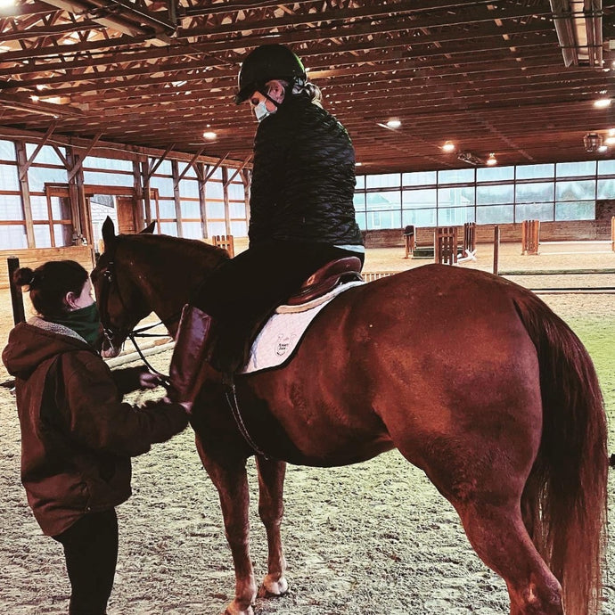 4 week package Back in the Saddle Clinic- Sundays at 3:30pm