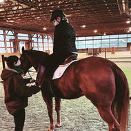 JANUARY- 4 week package Back in the Saddle Clinic- Sunday 3:30pm