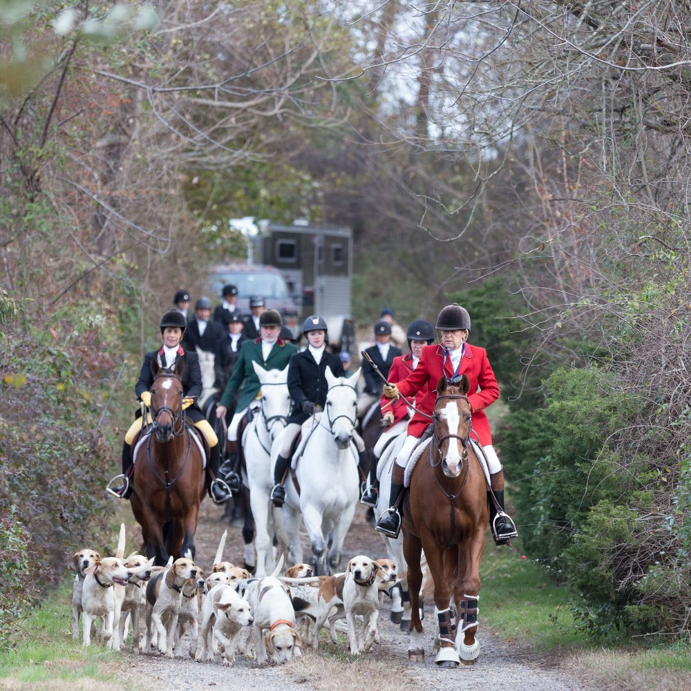 Sunday March 21st- Monmouth County Hunt- 9am